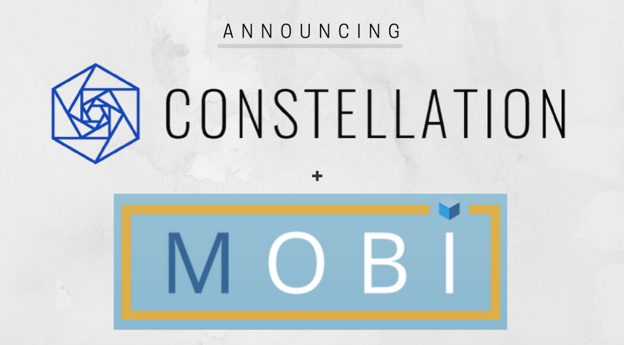 Constellation Announcement –  Constellation Joins Mobility Open Blockchain Initiative (MOBI)