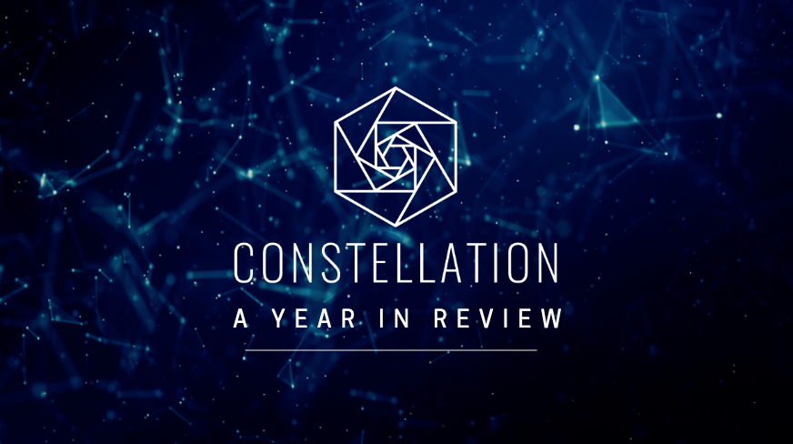 Constellation Labs 2018 – A Year in Review