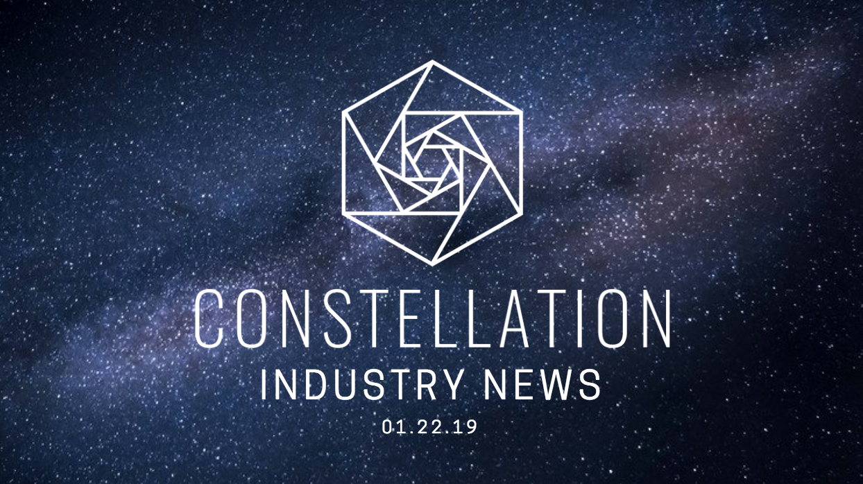 Constellation Industry News Update 1/22/19