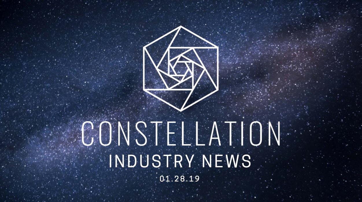 Constellation Industry News Update 1/28/19