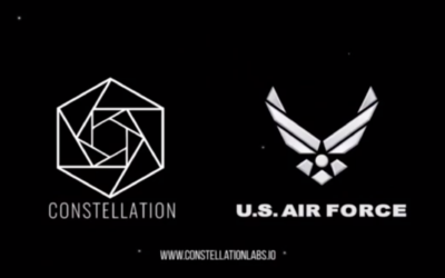 Constellation signs US Air Force contract
