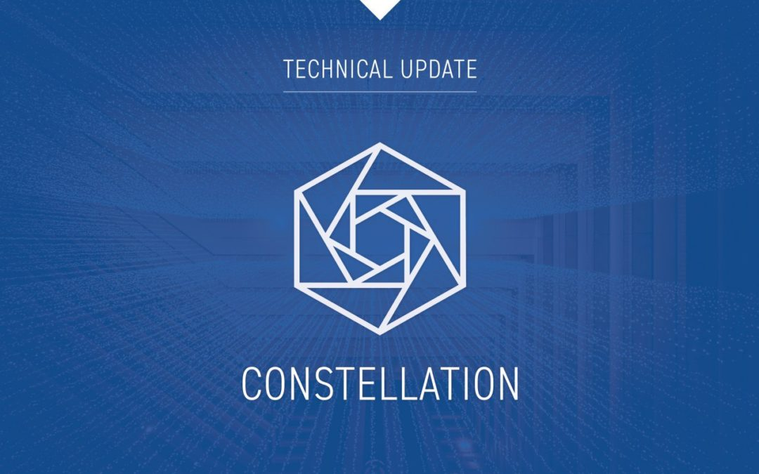 Constellation Technical Update