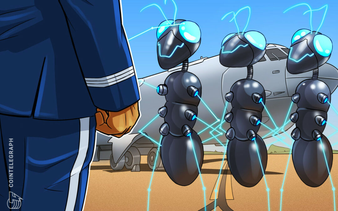 US Air Force prioritizes blockchain security with new Constellation Network contract